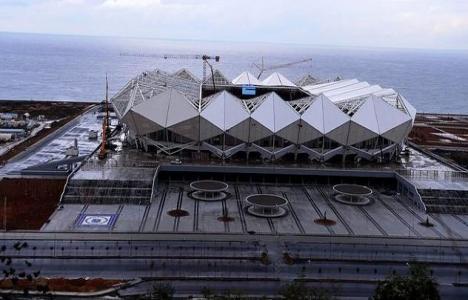 Trabzon Akyazı Stadı, Kasım başında açılacak!