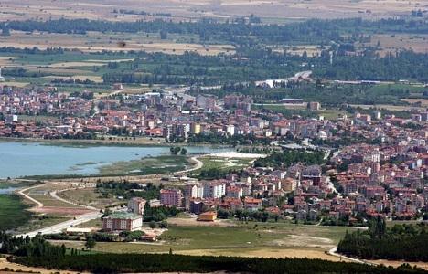 Konya Beyşehir'deki konut