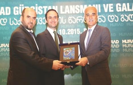 MÜSİAD Batum'da ofis açtı!