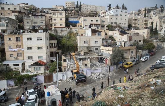 İsrail Filistinlinin evini