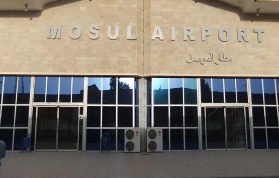 Irak'ta Musul Havalimanı'nın yeniden imarına Şubat'ta başlanacak!