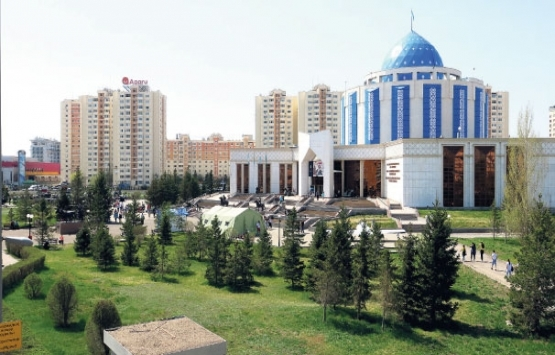 Türk müteahhitlere Kazakistan dopingi!