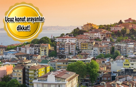 İstanbul'da konut fiyatlarının