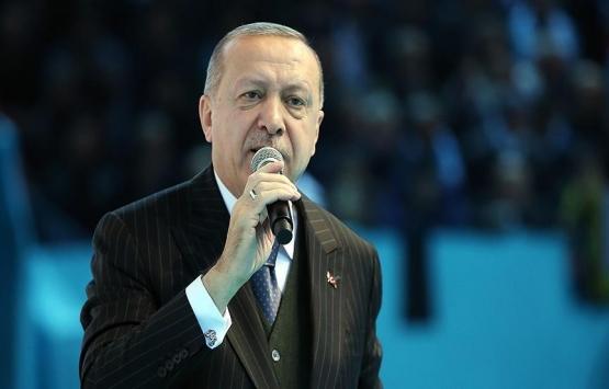 Cumhurbaşkanı Erdoğan: İstanbul-İzmir