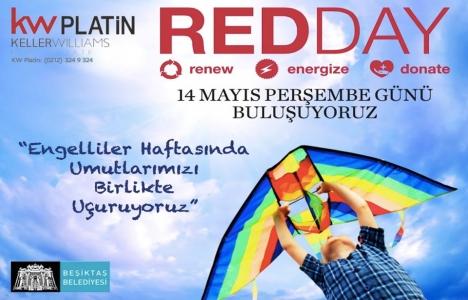 Murat Hazinedar, Keller Williams ekibi ile RED DAY için bir arada!