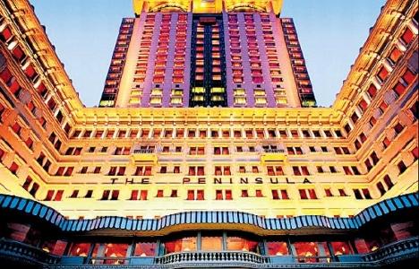 Galataport'a Hong Kong