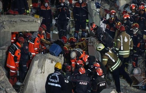 Kartal'da çöken binada hayatını kaybedenlerin sayısı 21'e yükseldi!