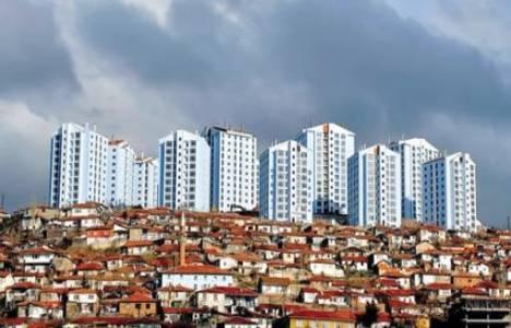 Ankara'da konut satışları