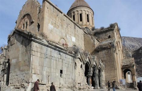 Erzurum Öşvank Kilisesi'nde restorasyon başlıyor!