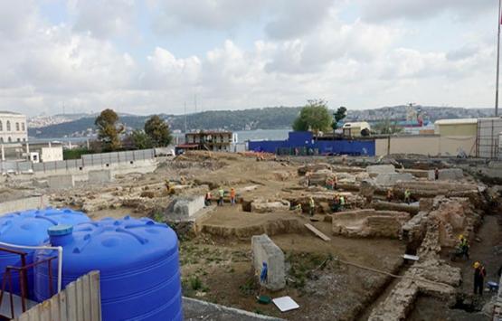 Bahçeşehir Üniversitesi'nde inşaat