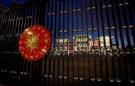 Danıştay'dan Cumhurbaşkanlığı Sarayı