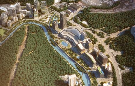 Kağıthane Vadistanbul Park