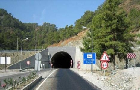 Ilgaz Dağı geçiş tüneli bu yıl sonu açılıyor!