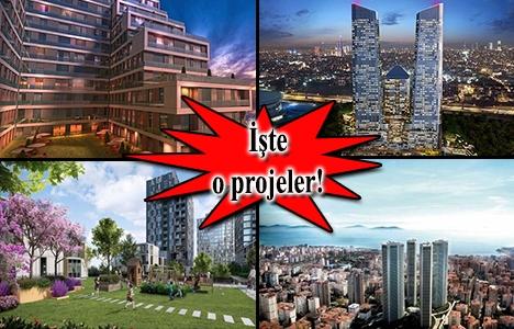 İşte İstanbul'daki kampanyalı 20 konut projesi!