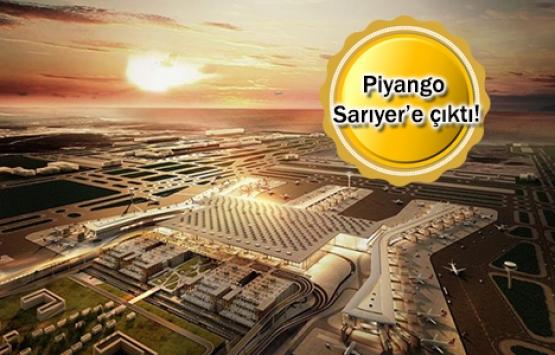 İstanbul Yeni Havalimanı rotasındaki konut fiyatları uçuşa geçti!
