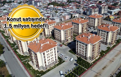İstanbul'da konut satışları yüzde 100 arttı!