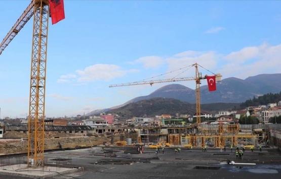 Arnavutluk'ta 522 deprem konutu inşa ediliyor!