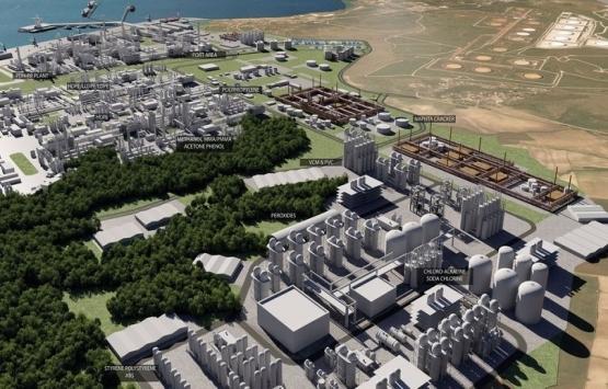 Adana Ceyhan'a 8 milyar dolarlık yatırım!