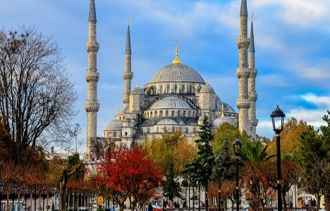 Sultanahmet Camii'ne tarihinin