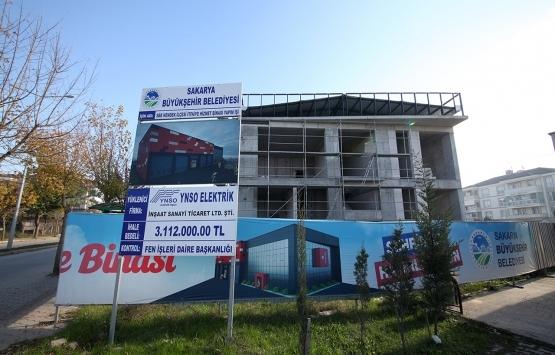 Sakarya Hendek, yeni itfaiye binası için gün sayıyor!