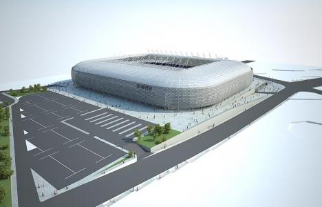 Ankara 06 Arena Stadı yıl sonu açılacak!