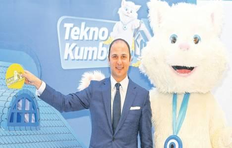 Türk Telekom Tekno Kumbara uygulaması ile hediye dağıtacak!