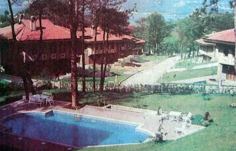 1990 yılında villa
