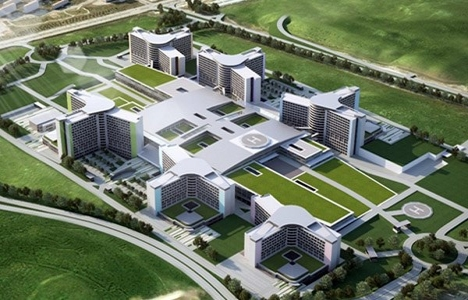 Ankara Bilkent Entegre Şehir Hastanesi 2016'da açılacak!