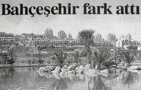 1996 yılında Bahçeşehir ''En İyi Proje ve Uygulama'' örneği seçilmiş!