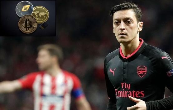Mesut Özil kendi kripto parasını çıkarıyor!