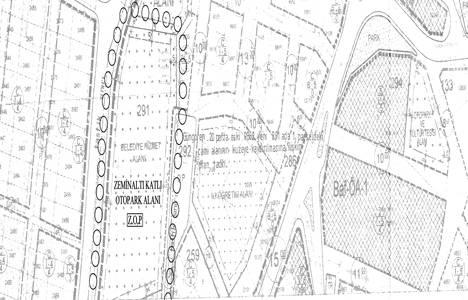 Güngören Merkez Mahallesi yeraltı otoparkı imar planı askıda!
