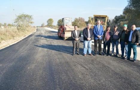 Bursa Karacabey'de 85 mahallede altyapı çalışması yapılıyor!