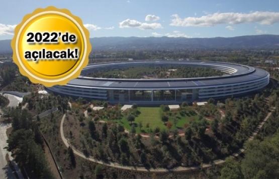 Apple Austin'de 1 milyar dolarlık yeni kampüs inşa ediyor!