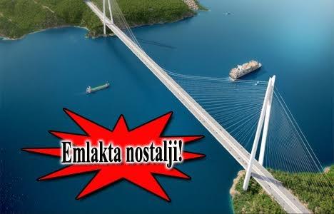 3. Boğaz Köprüsü teklifine onay!
