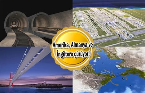 Dünya dökülüyor, Türkiye yoluna devam ediyor!