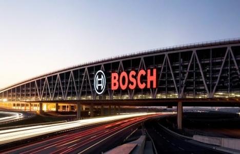 Bosch Türkiye'de 200