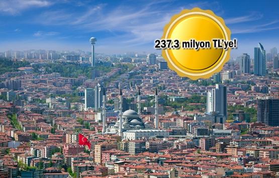 Ankara'da icradan satılık otel, AVM ve arsası!