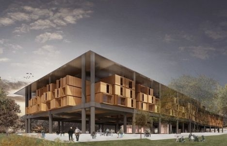 Antakya Hilton Müze Oteli 100 milyon dolarlık yatırımla yükseliyor!