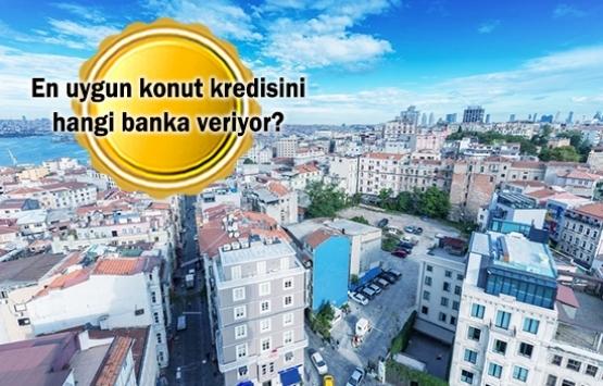 Krediyle ev almayı düşünen herkesi ilgilendiriyor!