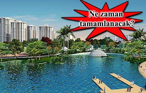 Başakşehir Yeni Merkez ve Botanik Park projesinde son durum!