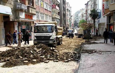Samsun'da Çiftlik Cadde AVM çalışmaları başladı!