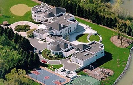 Michael Jordan'ın evi açık artırmaya çıkarılıyor!