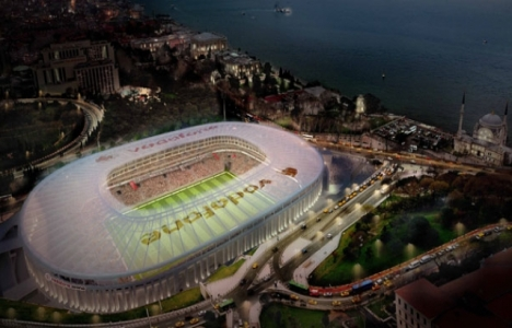 Vodafone Arena Stadyumu