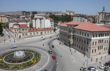 Sivas Belediyesi'nden 8