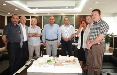 Kastamonu'da Tarihi Nusrullah Meydanı projesi başlıyor!