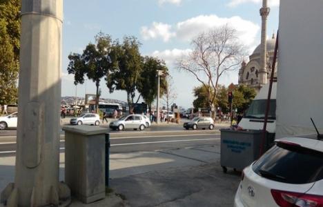 Dolmabahçe Sarayı Otoparkı'nın günlük kirası 50 bin TL!