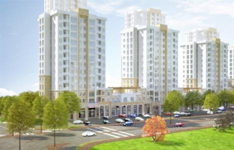 Avrupark Bahçekent projesi