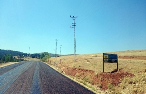 Konya Ilgın'da grup yollarına 7.7 milyon TL'lik yatırım!