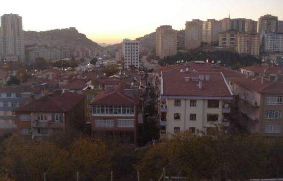 Ankara Demirlibahçe Mahallesi'ne kentsel dönüşüm talebi!