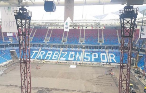 Trabzon Akyazı Stadı 21 Kasım'da açılacak!